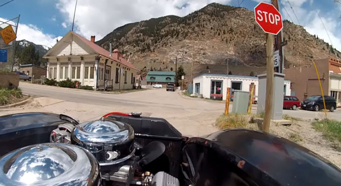 Ride Up Guanella Pass