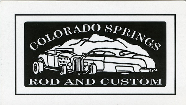 Colorado Springs Rod and Custom