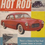 HRM March 1954 Cover
