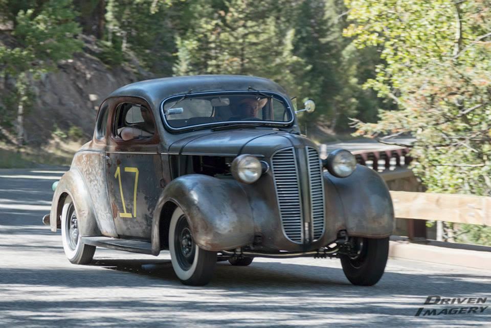 Dodge-Flat6